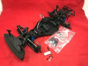 TEAM ASSOCIATED SR10 STREET STOCK DIRT OVAL PRE ROLLER ROLLING CHASSIS LOT NEW
