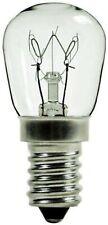 Appliance Bulb 15T8E14 25T8-120V-E14  Volts: 120V, Watts: 15W, Type: T8