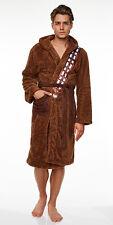 Star Wars Chewbacca Lujo Albornoz Hombre Talla Única Nuevo
