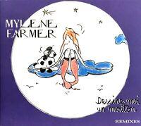 CD MAXI DIGIPACK MYLENE FARMER DESSINE-MOI UN MOUTON REMIXES COMME NEUF 2000