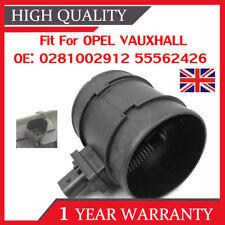 Diesel Mass AFM Air Flow Meter Sensor For Vauxhall Insignia MK 08-17 0281002912