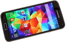 Samsung Galaxy S5 SM-G900F16GB New Factory Unlocked Smartphone Charcoal Black 4G