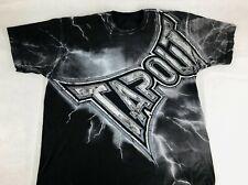 Tapout Mens MMA Thunder Bolt T Shirt Size Medium