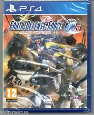 "Earth Defense Force 4.1 Shadow of New désespoir ""SEALED"" * PS4 (Quatre) *"