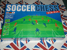 NEW SOCCER CHESS THE FOOTBALL BOARD GAME