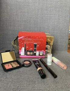 SEPHORA Favorites Baby Let's Glow Outside Highlighter 6pc SET Makeup Essentials