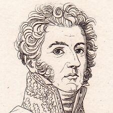 Maréchal Gabriel Molitor Hayange Moselle Napoléon Bonaparte Premier Empire 1821