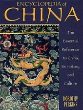 Encyclopedia of China: The Essential Reference to China, Its History a-ExLibrary