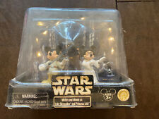 Disney Star Wars Awakens Tours Mickey Luke Minnie Leia figure 2-pack Doll set