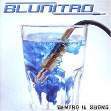 CD Album Blunitro Dentro Il Suono (Turbine, Il Volo) Ammonia 2004