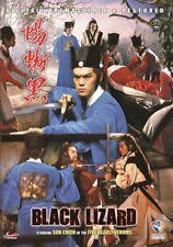 BLACK LIZARD-- Hong Kong Kung Fu Martial Arts Action movie