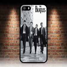 The Beatles 6 caja del teléfono iPhone 4 4S 5 5S se 5C 6 6S 7 8 Plus X