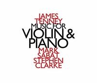 ames Tenney - Tenney: Music for Violin and Piano [CD]