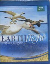EARTHFLIGHT - IL MONDO DALL'ALTO BLU RAY NUOVO