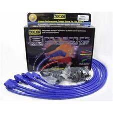 Taylor Spark Plug Wire Set 74647; Spiro Pro 8mm Blue for AMC/Jeep 6 Cylinder