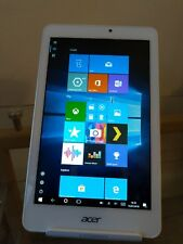 Acer Iconia Tab 8 W1-810 - Full Windows 10 Tablet - 32gb - Very Good Condition