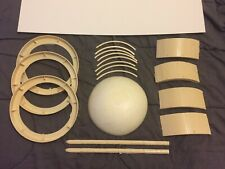 1/48 Apollo Saturn S-IC stage resin model kit part one