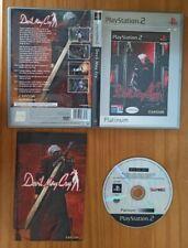 JUEGO PLAYSTATION 2 DEVIL MAY CRY. PS2 PAL ESPAÑA CAPCOM