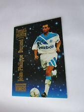 DURAND  OM MARSEILLE  Carte WINNERS panini 1995 FOOTBALL CARDS PREMIUM