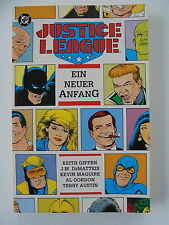 JUSTICE LEANGUE - Ein neuer anfang - DC, Panini Comics / Z. 1-