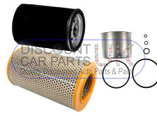Oil Air Fuel Filter Citroen Relay, Peugeot Boxer, 1.9 + 2.5 Diesel 1994-2002