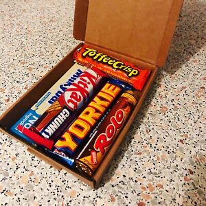 Nestle Chocolate small Tuck Shop Treat box working from home after school treat