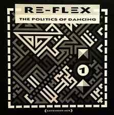 "RE-FLEX - The Politics Of Dancing (12"") (G/VG)"