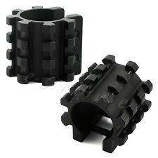 New Tactical Tri Rail Mount For Mag Tubes For 590 SW 39 Clip 12 Gauge