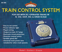 Bachmann 36-565 Single Track OO Train Controller and PSU (Replaces Hornby R8250)