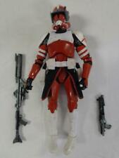 Hasbro Star Wars BLACK SERIES Clone Commnder FOX Figure LOOSE Complete HTF