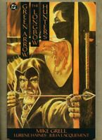 GN/TPB Green Arrow The Longbow Hunters collected 1989 edition Mike Grell