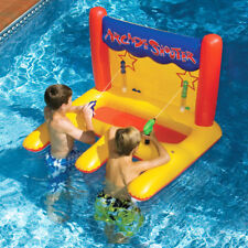 Swimline Arcade Shooter Swimming Pool Inflatable Float Game