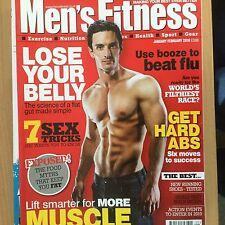 December Men's Monthly Health & Fitness Magazines