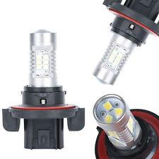2-Pack HID White High Power 9008 HB13 21W 2538 Headlight Headlamp LED Bulbs Sale