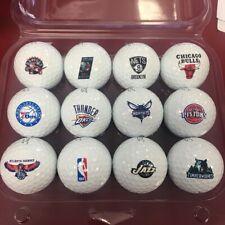 Nba Complete Logo's All 30 Teams Titleist Dt Tru Soft Golf Balls + 1 Bonus Ball