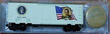 Micro-Trains Line #07400123 Lyndon Johnson (Presidential Car) 40' Boxcar
