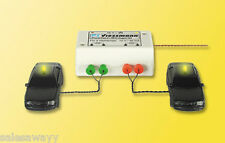 Viessmann 5028 due volte-blinkgerät con due lampade a incandescenza giallo