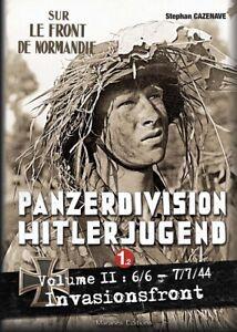 HEIMDAL NO - HITLERJUGEND - PANZERDIVISION- tome 1.2 - NORMANDIE 1944
