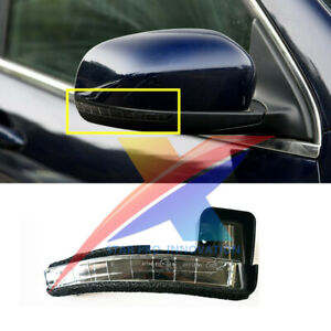 🔥 Right Side LED Rearview Mirror Turn Signal light For Jeep Cherokee / Compass