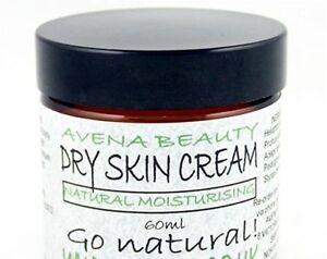 Dry Skin Cream 60ml.A Luxury Natural Aromatherapy Cream