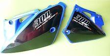Plaques bleus arrières BE300420004-5 Gasgas origine