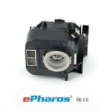 For EPSON ELPLP50 replacement projector lamp Bulb with housing by Epharos