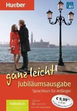 Italienisch ganz leicht Sprachkurs für Anfänger Buch + 2 Audio-CDs