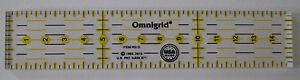 Universal-/Schneider-/ Patchwork-Lineal, für Rollschneider, Omnigrid, 15cm x 3cm