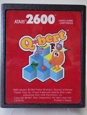 Atari 2600 Spiel - Q-Bert (Modul)
