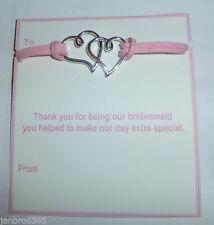 Accessoires bracelets pour la mariée