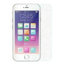 Pellicola protettiva display VETRO BRILLANTINI pr iPhone 5 5S protezione glitter
