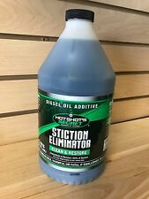 Hot Shot's Secret Stiction Eliminator Clean & Restore Oil Additive, 64oz Bottle