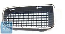 1970-71 Pontiac Firebird Trans Am Grille Black Right Hand