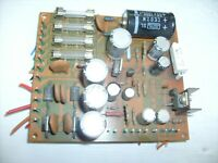 Vintage Pioneer stereo receiver  SX-737   Power Supply Assembly   AWR-057